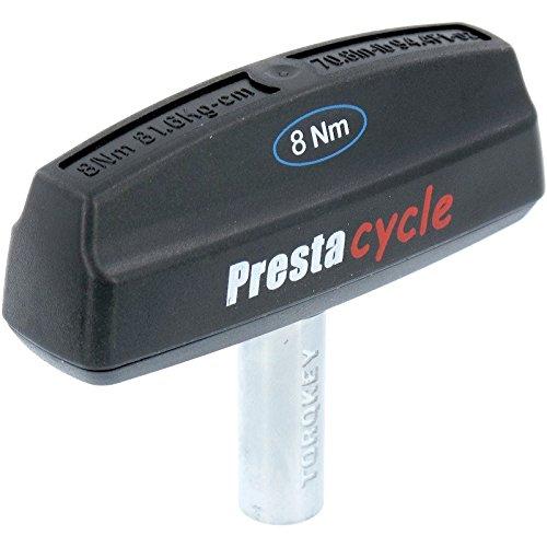 Prestacycle TorqKey T-Handle Preset Torque Tool – 8Nm