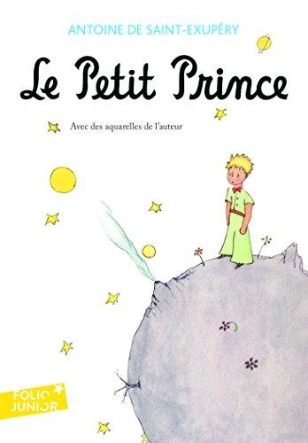 Le Petit Prince Folio Junior French Edition
