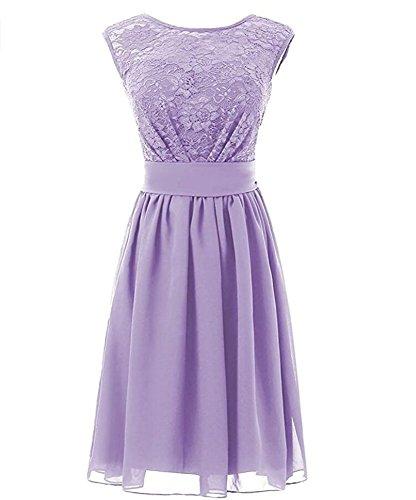 Lavendel KA Damen Beauty Beauty KA Kleid qXYwaHd