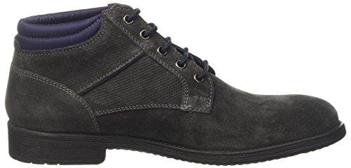 Grigio Jaylon Dk U Uomo Blue C Grey Desert Boots Stivali Geox 0wf5qA