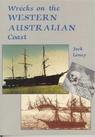 Gratis download e bog pdf Wrecks on the Western Australian Coast FB2