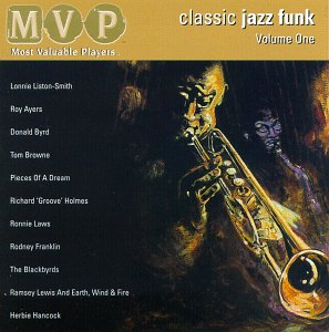 Classic Jazz Funk 1 by Mvp Records