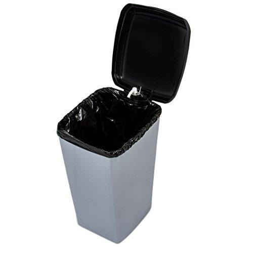 Precision Dazzle Litter Disposal System