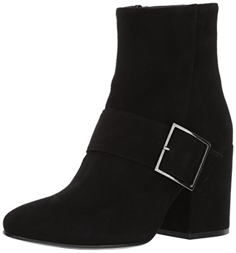 Andre Assous Women's Summer Ankle Boot, Black, 10 M US by Andre Assous