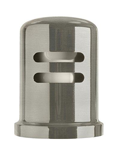 (Westbrass D201-1-07 Air Gap Cap, Satin Nickel)