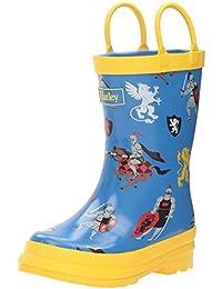 Boys' Printed Rain Boots