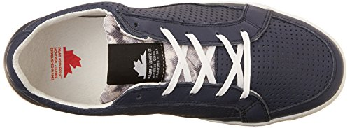 Canada Up Navy Women's Queens Lace Pajar Top Low 8dfOw8