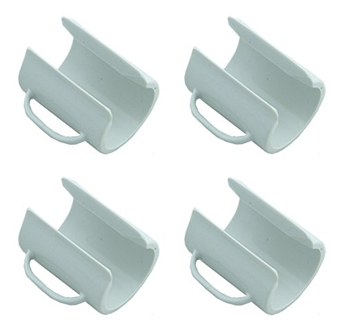 4) New Polaris 91001018 Pool Cleaner 280 380 Bag Collar Replacements 9-100-1018
