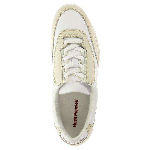 Hush Puppies Kvinna Klassiska Walker Off White Multi