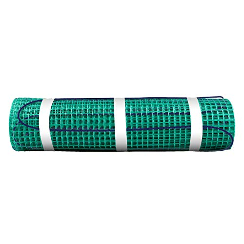- WarmlyYours TRT120-1.5x30 TempZone Radiant Heating Roll 120V 30ft x 1.5ft, N/A