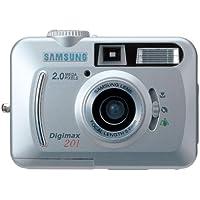 Samsung Digimax 201 2.1MP Digital Camera Explained Review Image