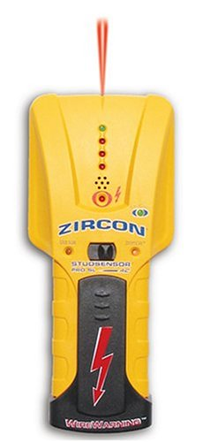 Zircon 59544 StudSensor Pro SL-AC Wood, Metal, and Live Wire Stud Sensor
