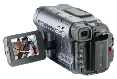 amazon com sony ccd trv128 20x optical zoom 990x digital zoom hi8 rh amazon com sony handycam ccd trv138 manual sony handycam ccd-trv138 software download