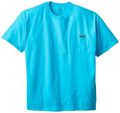 Calcutta Performance Short Sleeve T-Shirt with Marlin Logo, Carb Blue Fade, 3X-Large