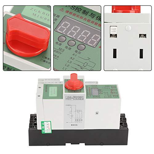 モーター保護スイッチインテリジェントモーター保護コントローラー400V 45A制御および保護スイッチCPS-45C