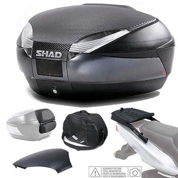 SHAD - KIT-SHAD-1727/214 : Kit fijacion y maleta baul trasero