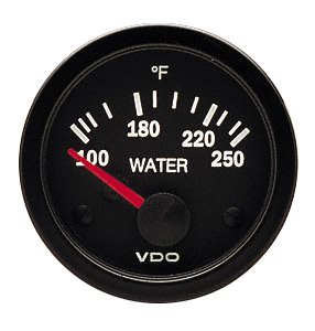 VDO 310-105D 250 Water Temp Gauge