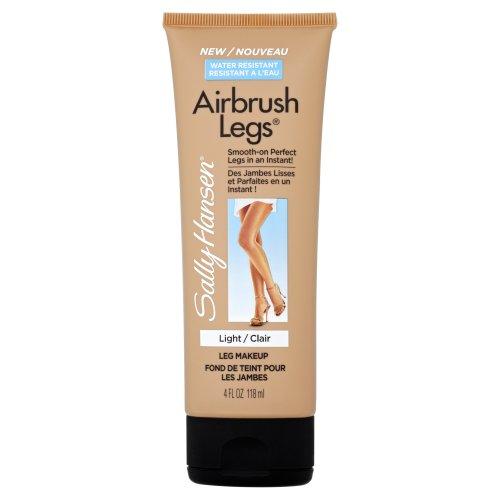 Sally Hansen Airbrush Legs Lotion, Lumière, 4 oz
