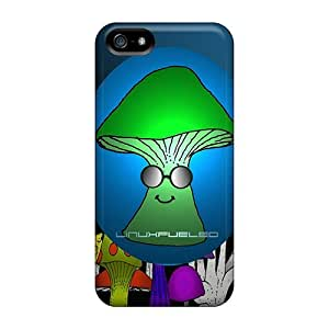 Quality Cynthaskey Case Cover With Mike Da Shroom Widescreen Nice Appearance Compatible With Iphone 5/5s