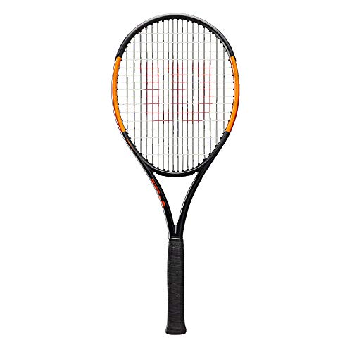 Wilson Burn 100S Tennis Racket, 4 1/4