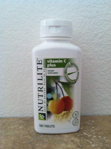 NUTRILITE VITAMIN C PLUS EXTENDED RELEASE