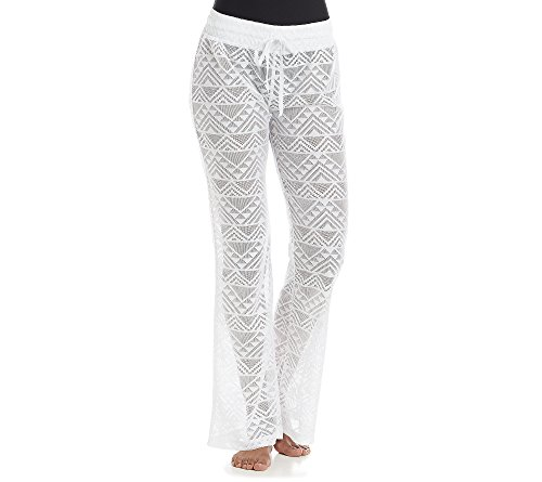 Miken Crochet Cover Up Beach Pants product image