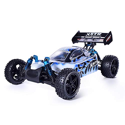 HSP Rc Car 1:10 Brushless Motor Remote Control Car 4wd Off Road Buggy Lipo Battery RC Model Car