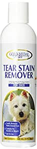 Gold Medal Pets Tear Stain Remover for Dogs, 8 oz.