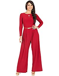Amazon.com: Plus Size - Jumpsuits & Rompers / Jumpsuits, Rompers ...