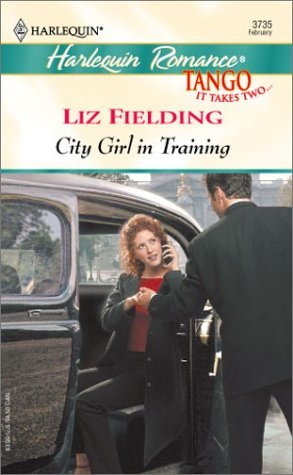 book cover of City Girl in Training