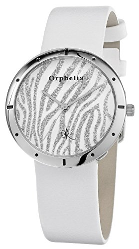 Orphelia OR22170911 - Women's Watch, Leather, White Color