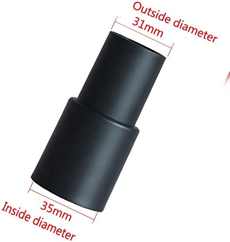 YanBan Vacuum Cleaner Accessories 32 mm Diameter Suction Adapter Mouth To 35 mm Nozzle Cleaner Conversion connector