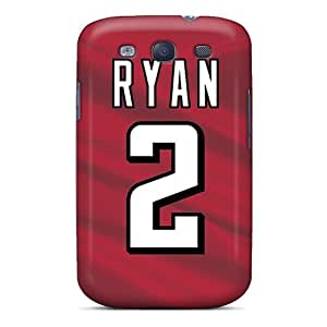 Excellent Design Atlanta Falcons Case Cover For Galaxy S3