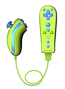 Kid Friendly Remote Pack - Mini Green for Wii