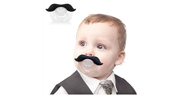 CHUPETE dientes gracioso para el bebé del niño de pezón ...