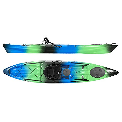 Wilderness Systems 9750215054 Tarpon 120 Kayaks, Mango, 12'