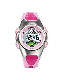 Lancardo Reloj Deportivo de Multifunciones con LED Luces Resistente al Agua  de 30M Pulsera Electrónica de Silicona para Actividad Deportes… 4eb45cced8be