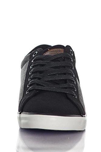 Chaussures En Baskets Sicar B6s8xaa Toile Noir Redskins rSwTqrP