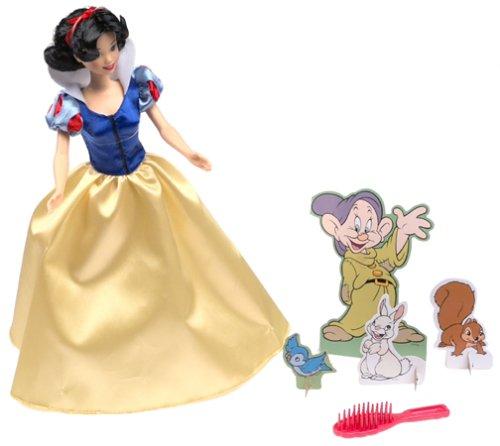 DISNEY Classics Snow White & the Seven Dwarfs Collectible Doll