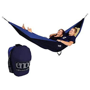 Eagles Nest Outfitters - DoubleNest Hammock, Navy/Royal