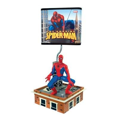 KNG America Spiderman Action Figure Lamp