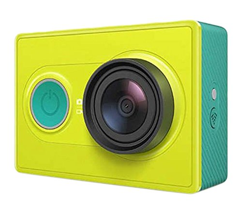 Xiaoyi Yi Action Camera with Wi-Fi, Green - International Version