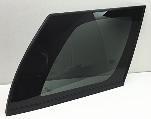 2002-2009 Chevrolet TrailBlazer 4 Door SUV Passenger Right Rear Quarter Glass Window Stationary