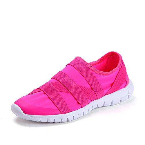 Un pedal en los zapatos de otoño/Baja de cabeza redonda fija pie zapatos D