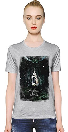 Pans Labyrinth Alone In The Dark Women T-Shirt Girl Ladies Stylish Fashion Fit Custom Apparel By Slick Stuff Small
