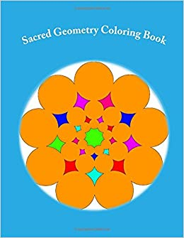 Amazon.com: Sacred Geometry Coloring Book, Vol. 1 (Volume 1 ...