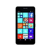 MICROSOFT LUMIA 640 3G BLACK 8GB FACTORY UNLOCKED CELL PHONE