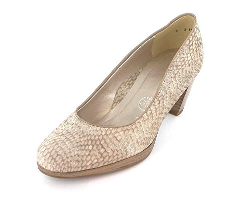 Ara 12-23402 Toulouse Plateau mujer Pumps Beige
