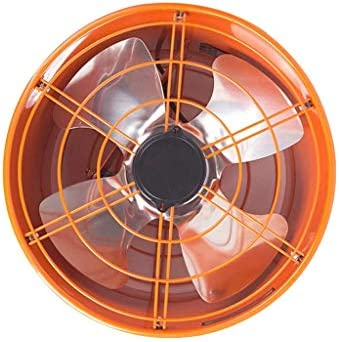 XDDDX シリンダー排気ファン、壁掛けタイプ範囲とユーティリティブロワーポータブル高ベロシティユーティリティブロワー