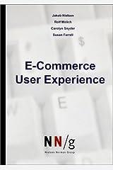 E-Commerce User Experience Hardcover